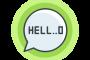 کد hello world در زبان سی شارپ (console applicaton)