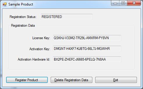 دانلود سورس کد برنامه محافظت از کپی نرم افزار های #C و VB با license key